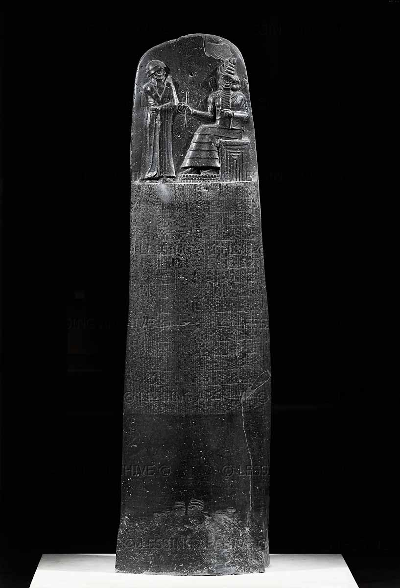 the code of hamurabe in 1728 bc was passed to allow legal execution Hammurabi - the code of hammurabipdf (ca 1728 – 1686 bc if a shepherd has not agreed with the owner of the field to allow his sheep to eat off the.
