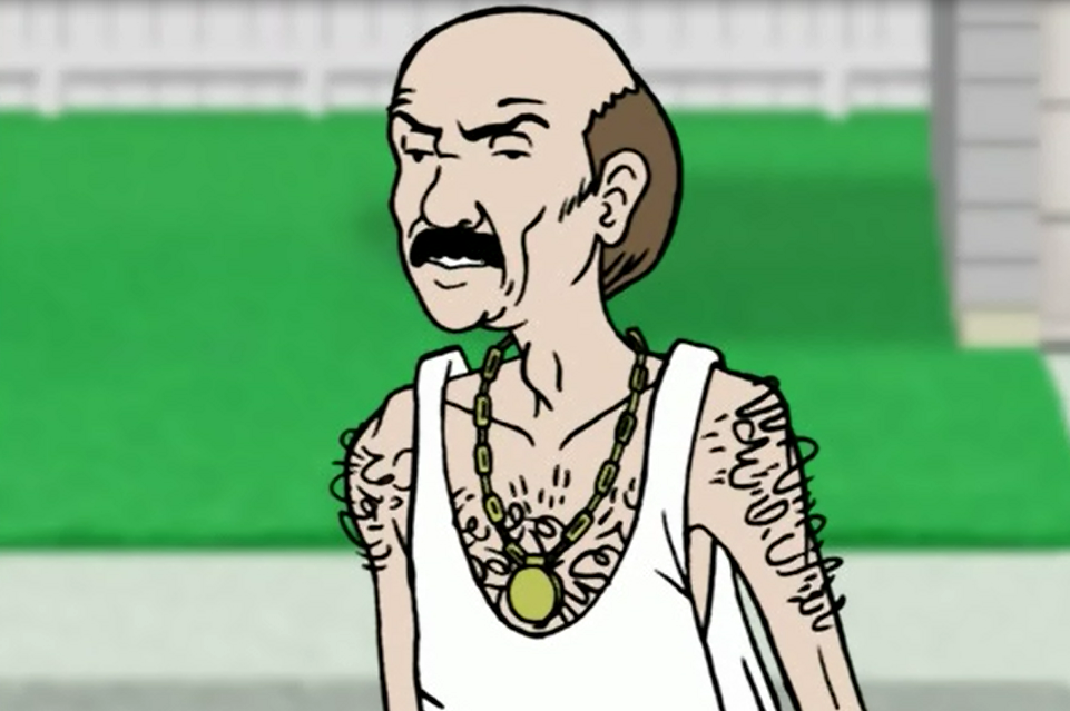 Aqua Teen Hunger Force Quotes and Sound Clips - Hark