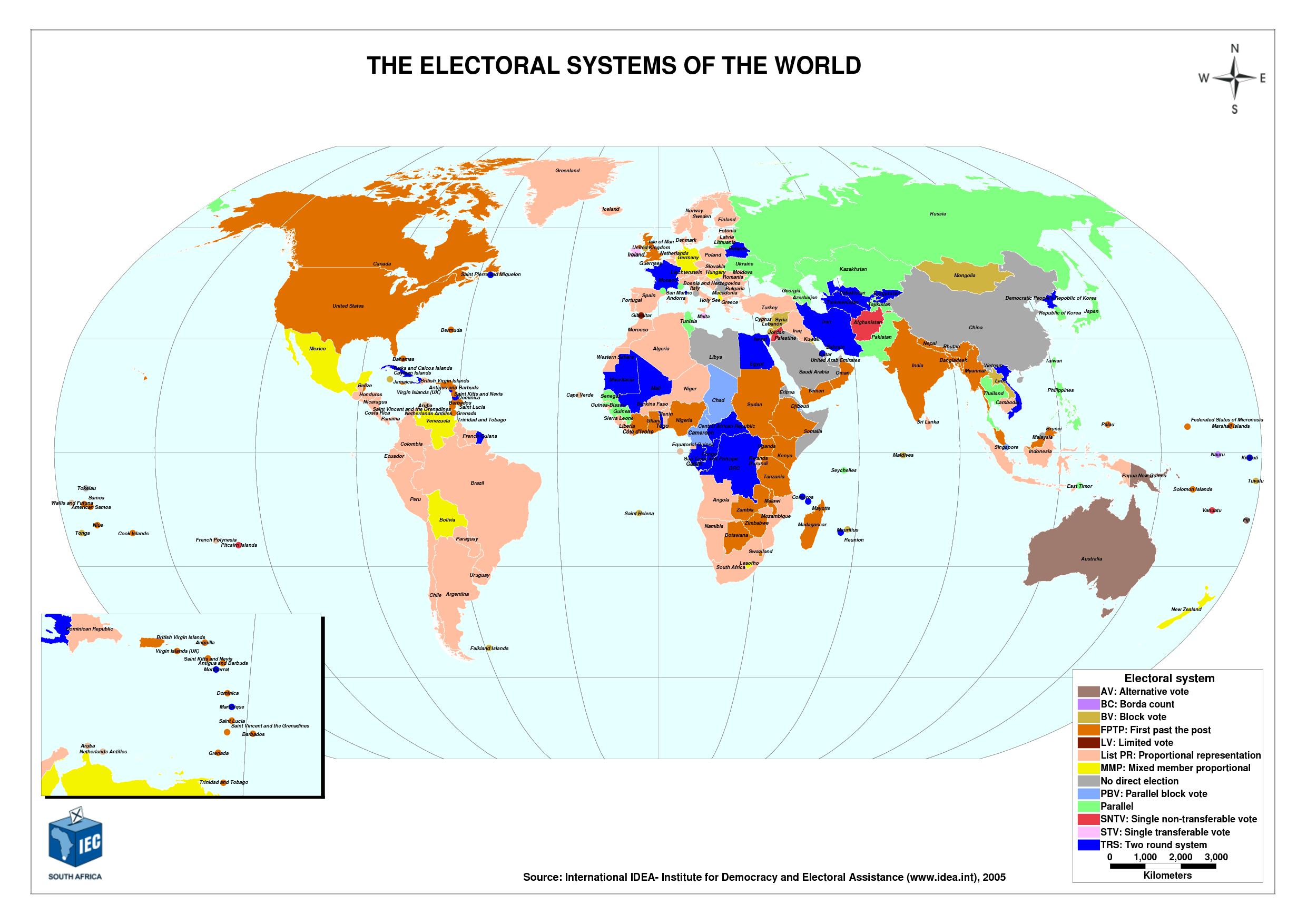 a comparison of the fptp and parallel electoral systems