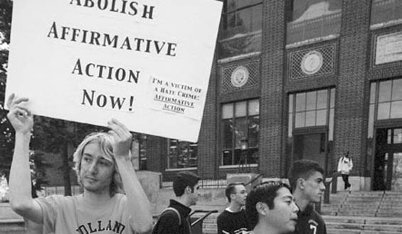 affirmative action essay points Affirmative action is defined as the set of public policies and initiatives designed to help eliminate past and present discrimination based on race, color, religion.