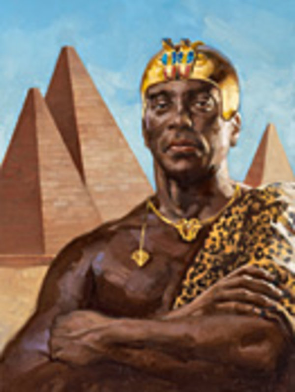 Ancient Egyptians Black Kings