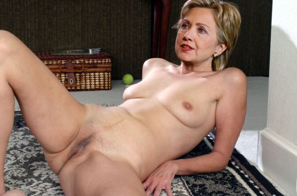 clinton fake blowjob Hillary