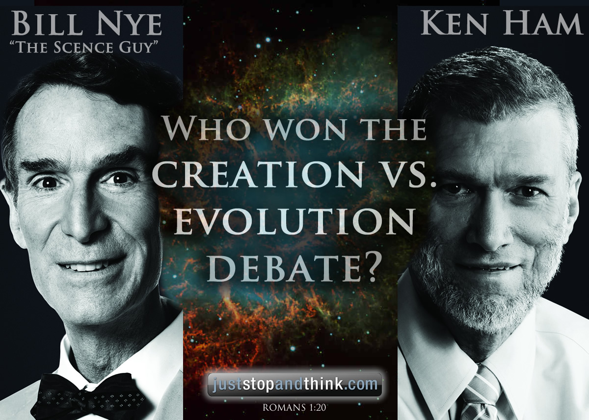 Creationism Vs Evolution Essay