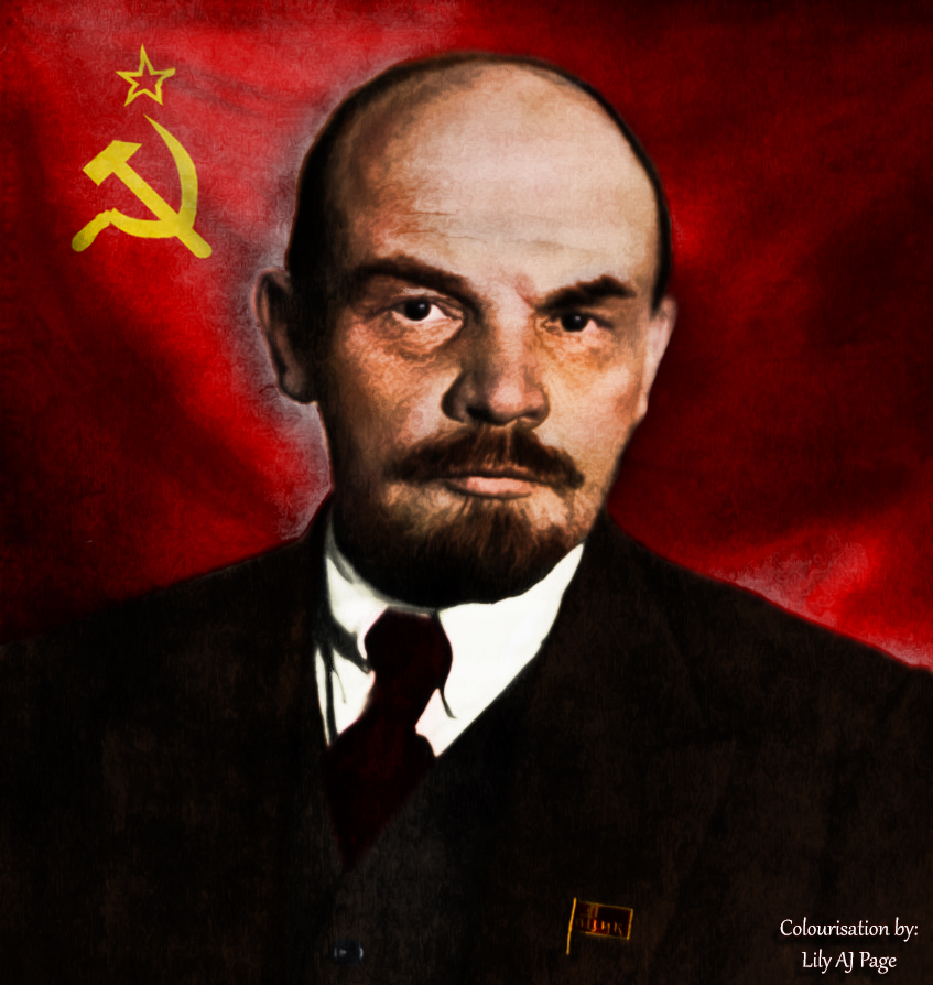 the life and death of vladimir lenin Vladimir lenin lenin's lover picture of woman described as his true love uncovered  in the bowels of the state archive of the russian federation in moscow in april while researching the life .