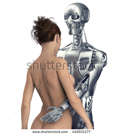 From the humanoid robot fetish