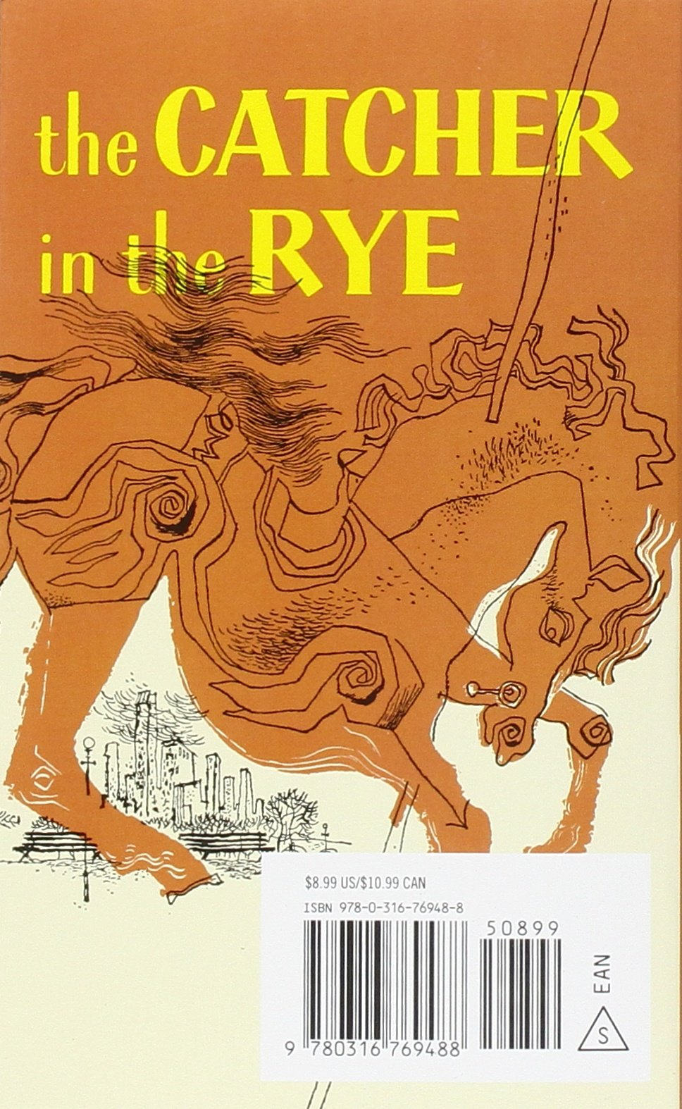 theme essays on the catcher in the rye