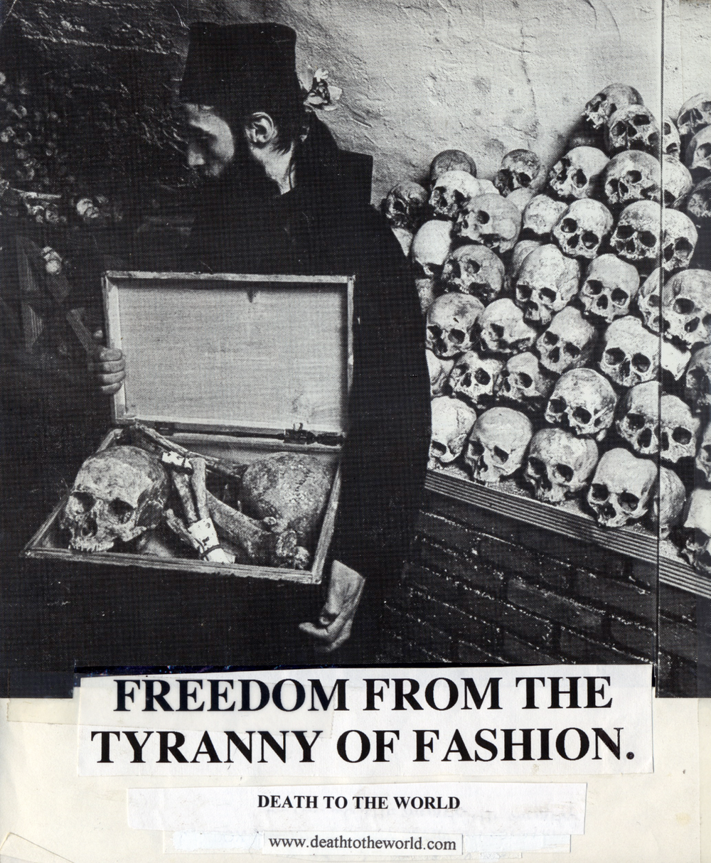 """tyranny is fashion The tyranny of the majority the """"most sacred"""" rights of citizens their lives and their liberties were taken in a lawless fashion democratic tyranny."""