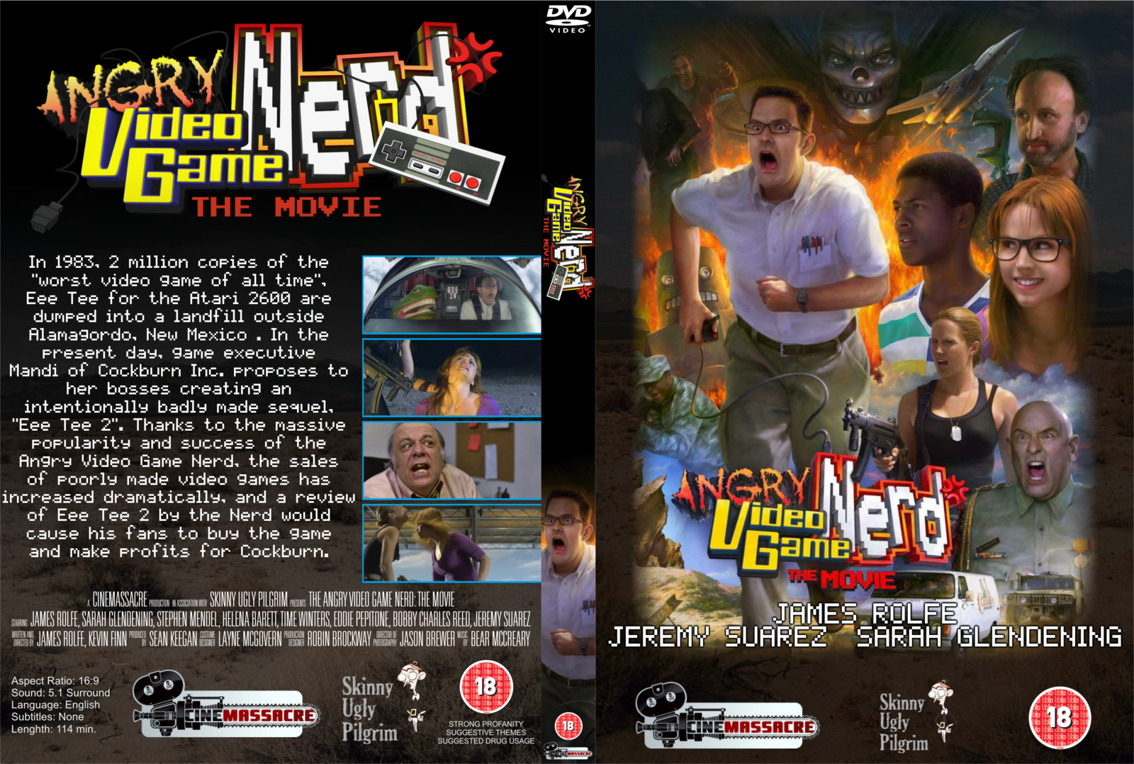 Angry video game nerd the movie on steam