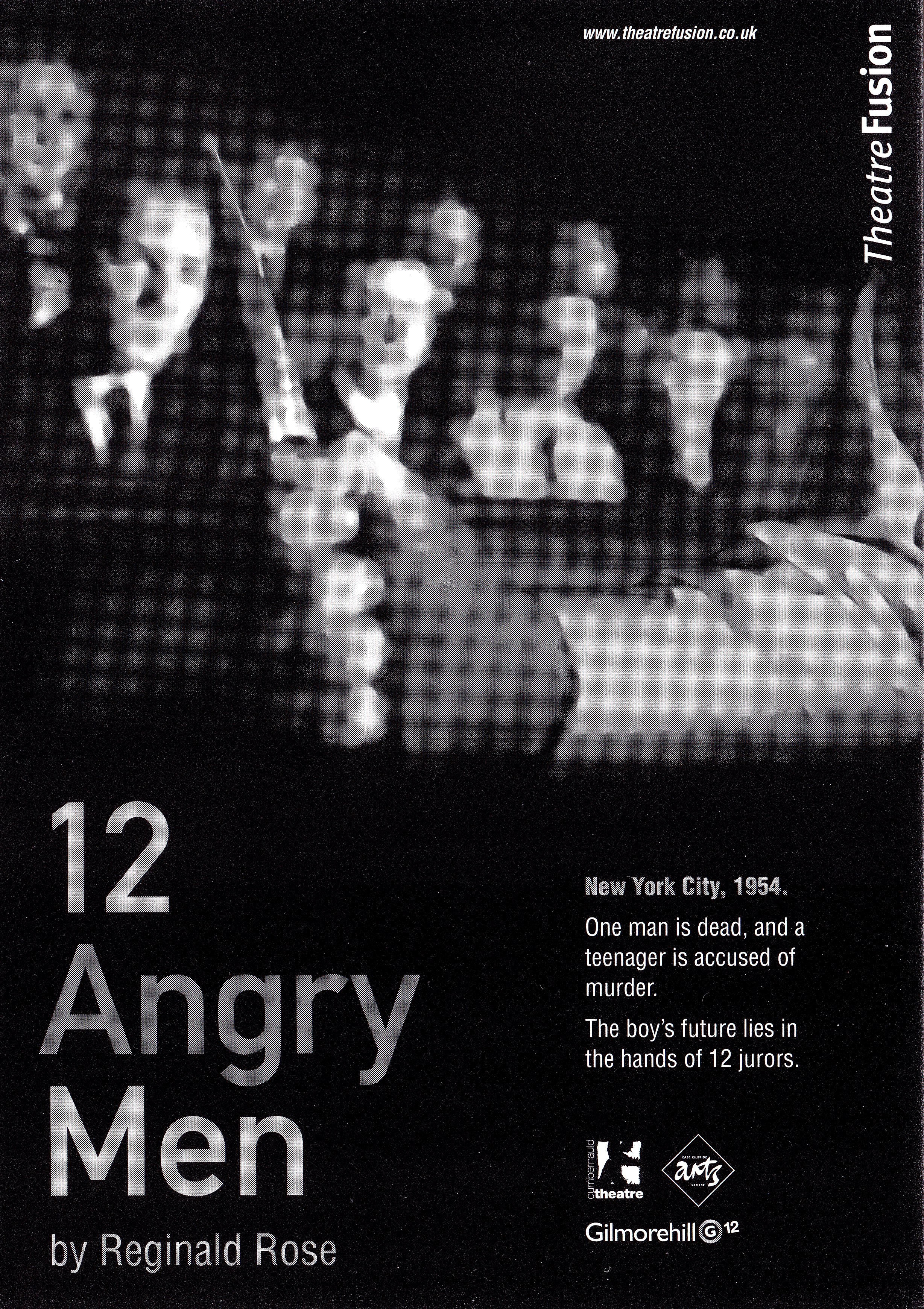 the role of the jurors in twelve angry men by reginald rose 12 angry men (1957) cast and crew credits, including actors, actresses, directors, writers and more.