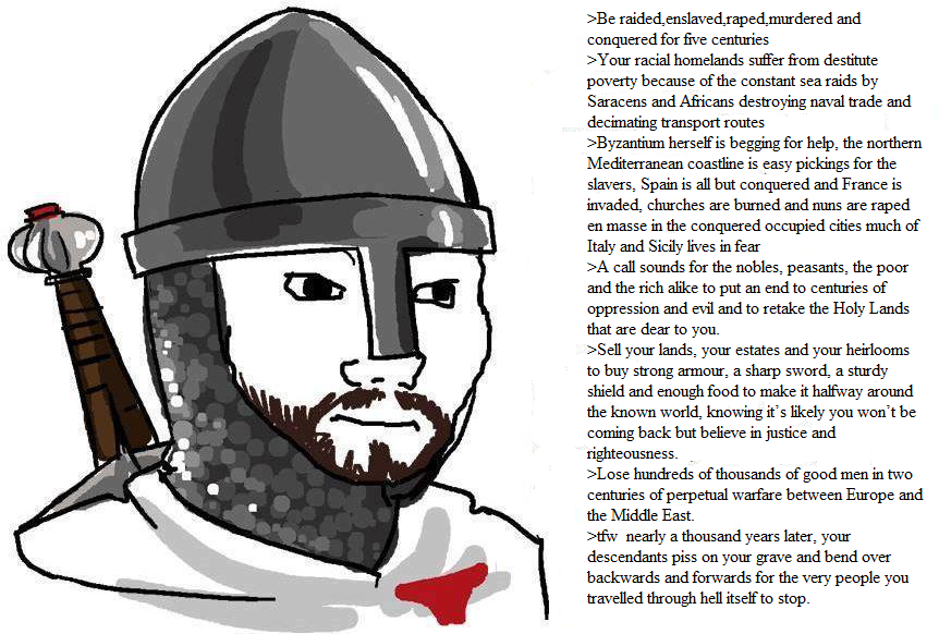 were the crusades justified Ssdd, western academia has generated a very large literature which is remarkably confusing, since most of historians are themselves atheists, they are.