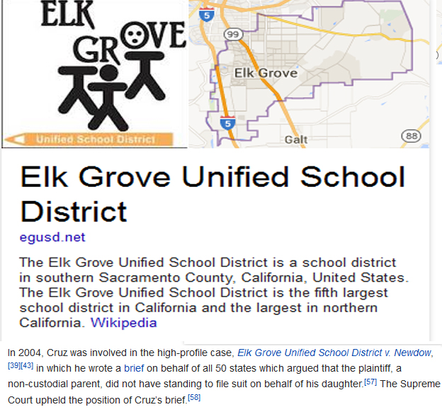 elk grove v newdow legal brief And to the republic for which it stands: standing issues in elk grove unified school district v newdow part ii of this note provides a brief introduction.