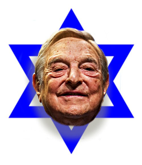 INCREDIBLE george soros is an asshole much this