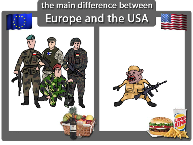 All National Stereotypes