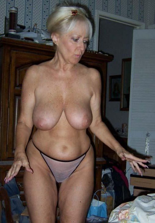 Best granny boobs
