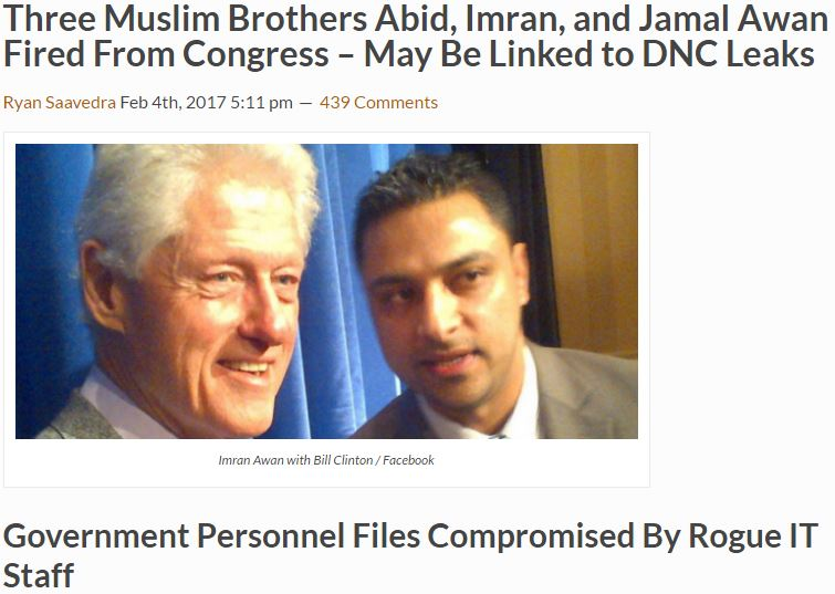 Image result for muslim it staffers awan