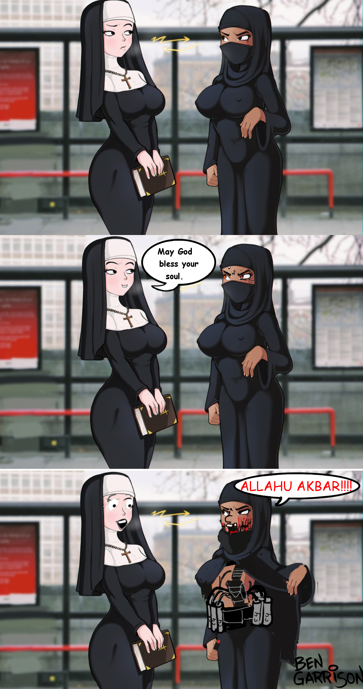 Showing Images For Muslim And Nun Shadbase Porn Xxx