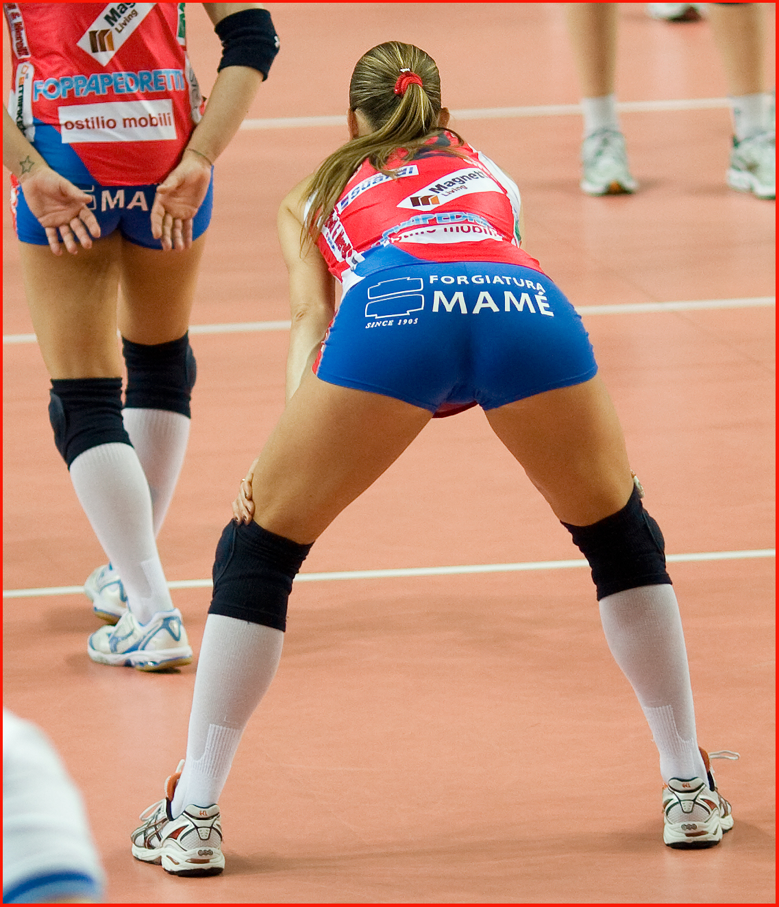 Slutty Volleyball Complete sp/ - sports » thread #71809555