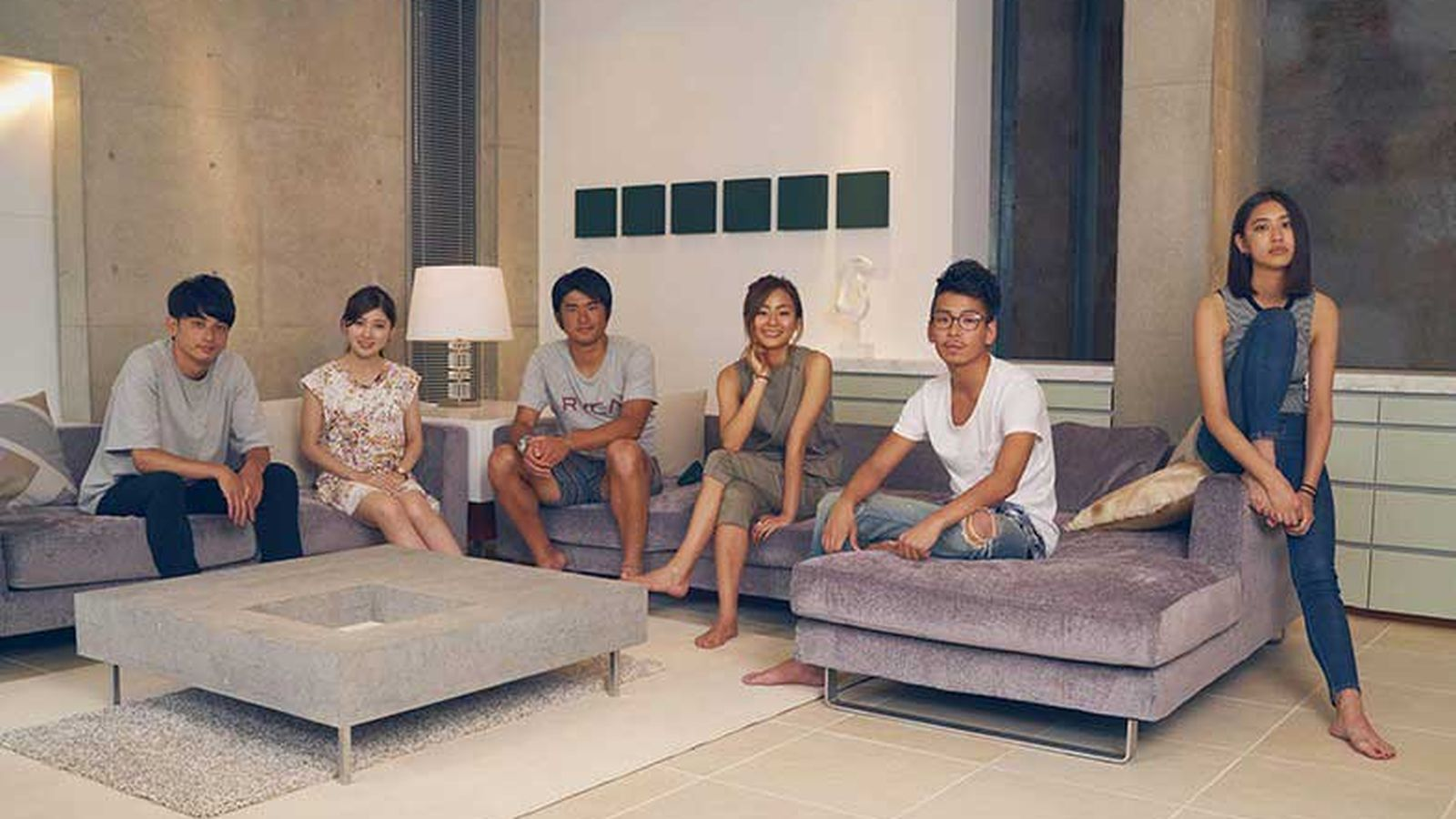 Tv television film thread 78071500 for Terrace house mizuki
