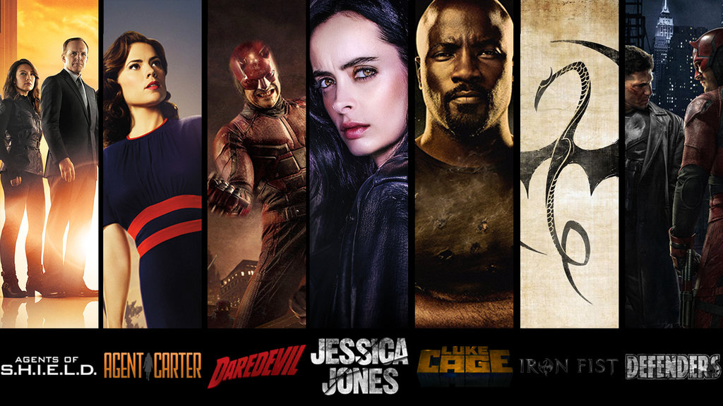 Marvel's Cinematic Universe - TV Shows